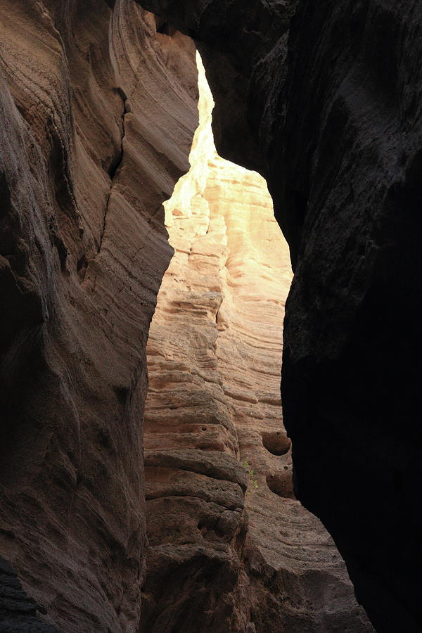 Slot Canyon Light by David Diaz