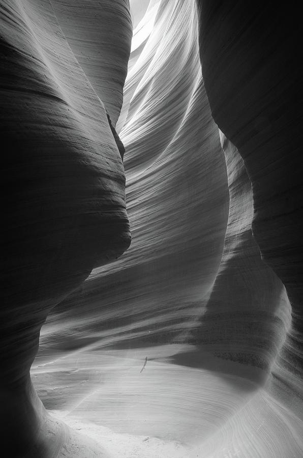 Slot Canyon by Winnie Chrzanowski