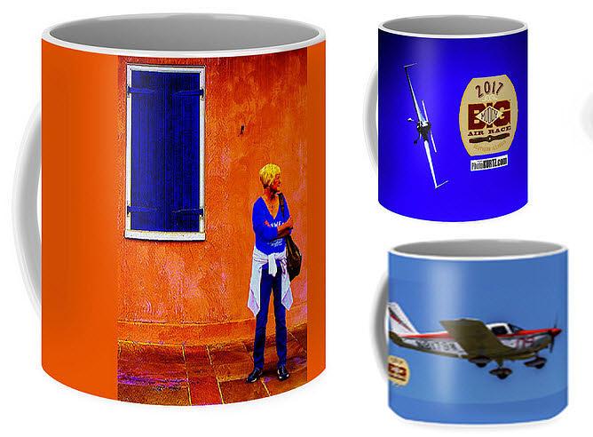 Decor Photograph - Small or large coffee mugs by Jeff Kurtz