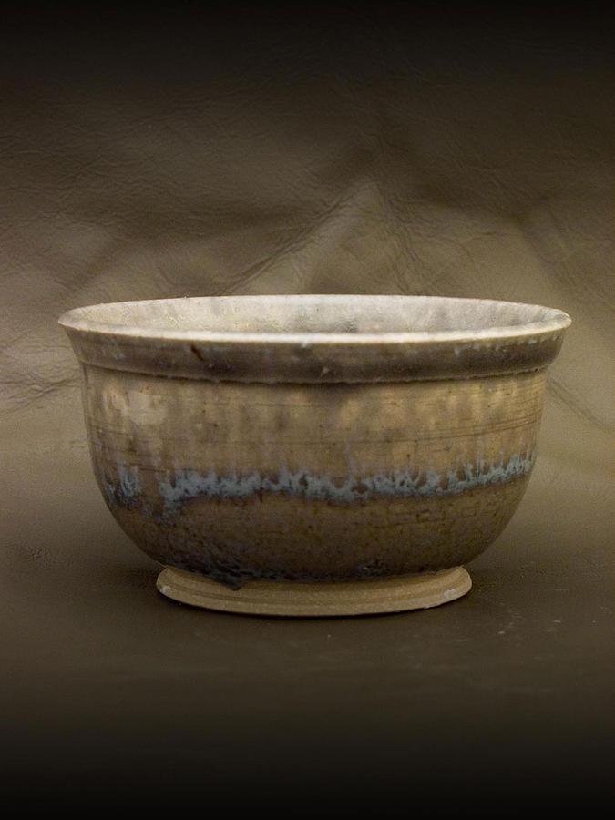 Ceramics Ceramic Art - Small Planter by Alan Millican