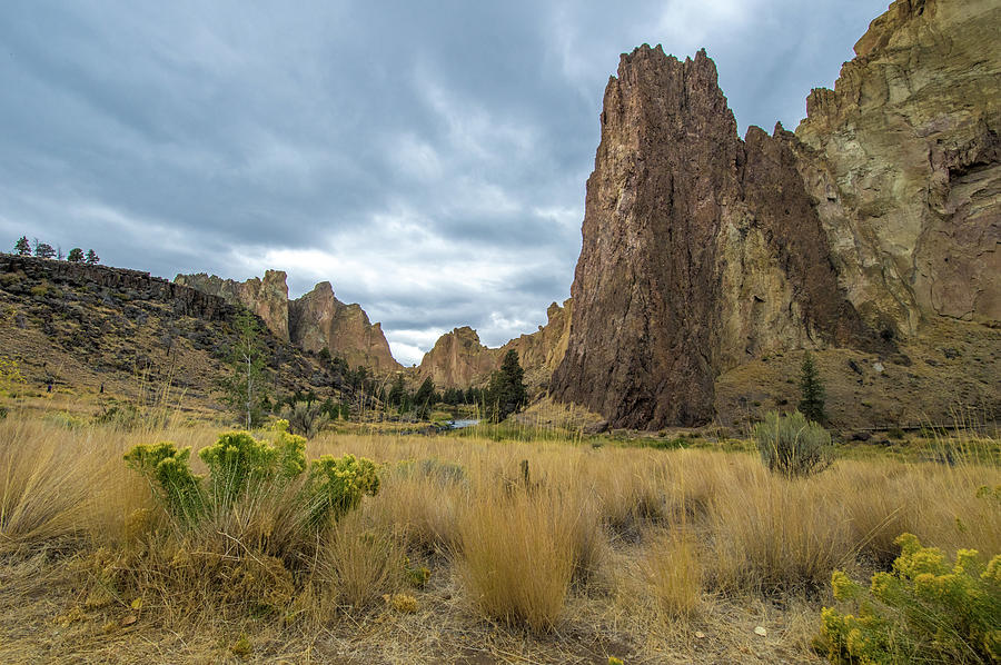 Smith Rock State Park 2 by Jedediah Hohf