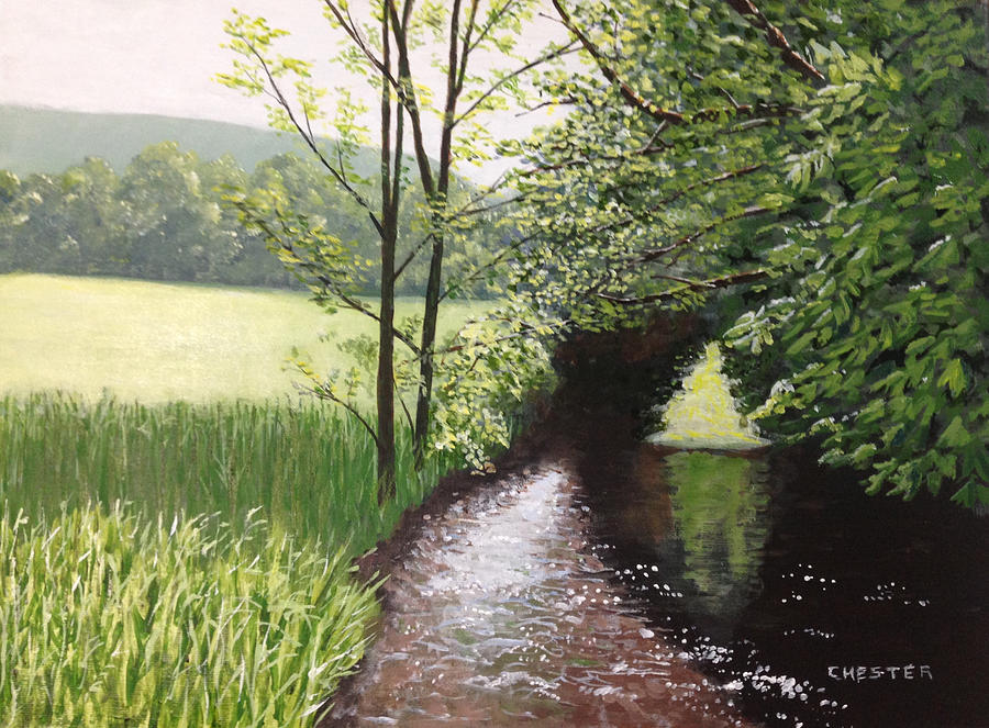 Smith Stream by Francis Chester