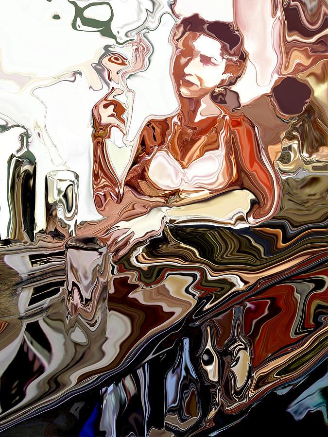 Photoshop Digital Art - Smoke by Alexandru Sacui