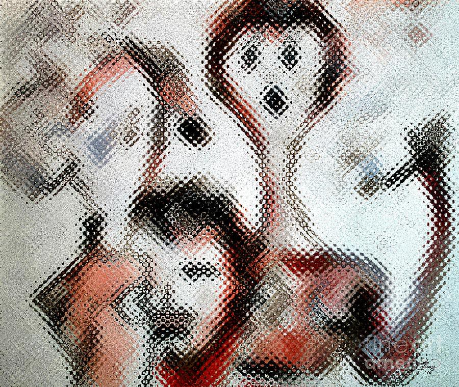 Smoking Digital Art - Smokers  by Ginette Callaway