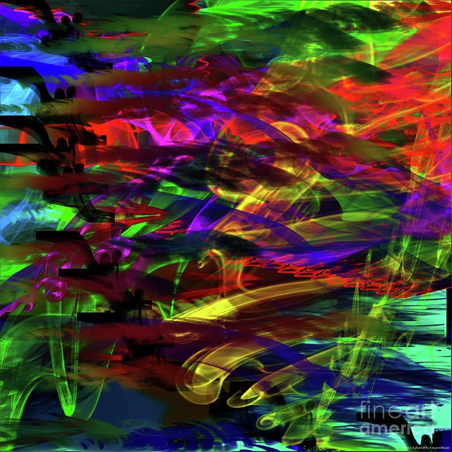 Smokey Labyrinth ver 1 by Clayton Bruster