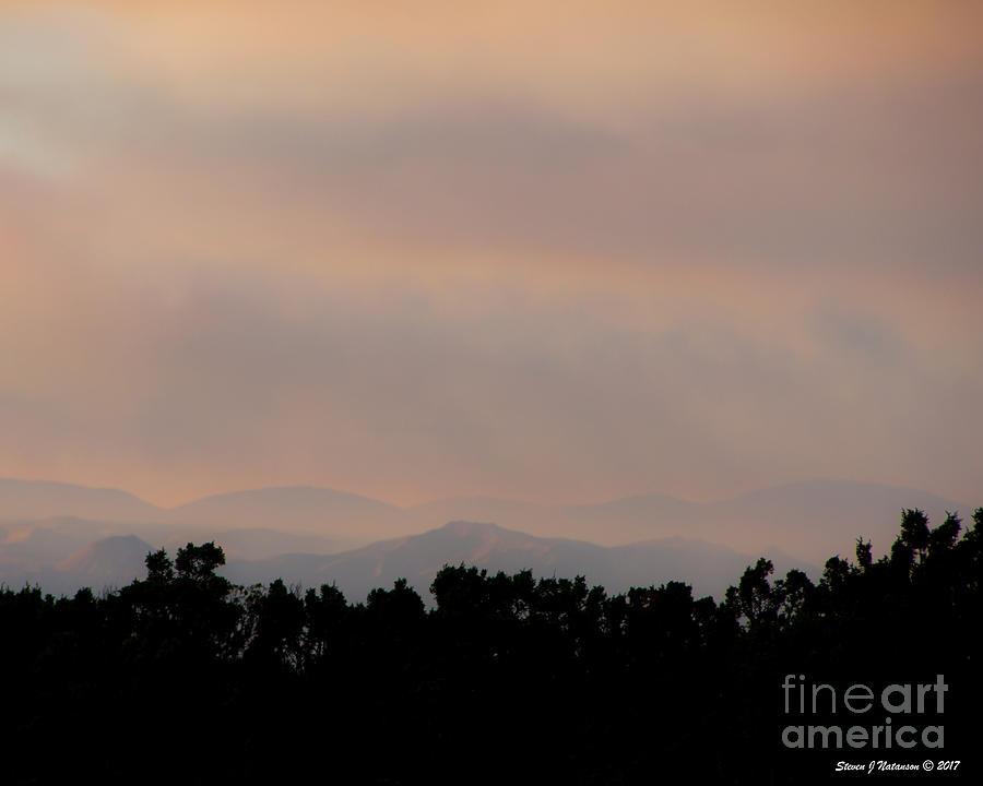 Nikon Photograph - Smokey Skies by Steven Natanson