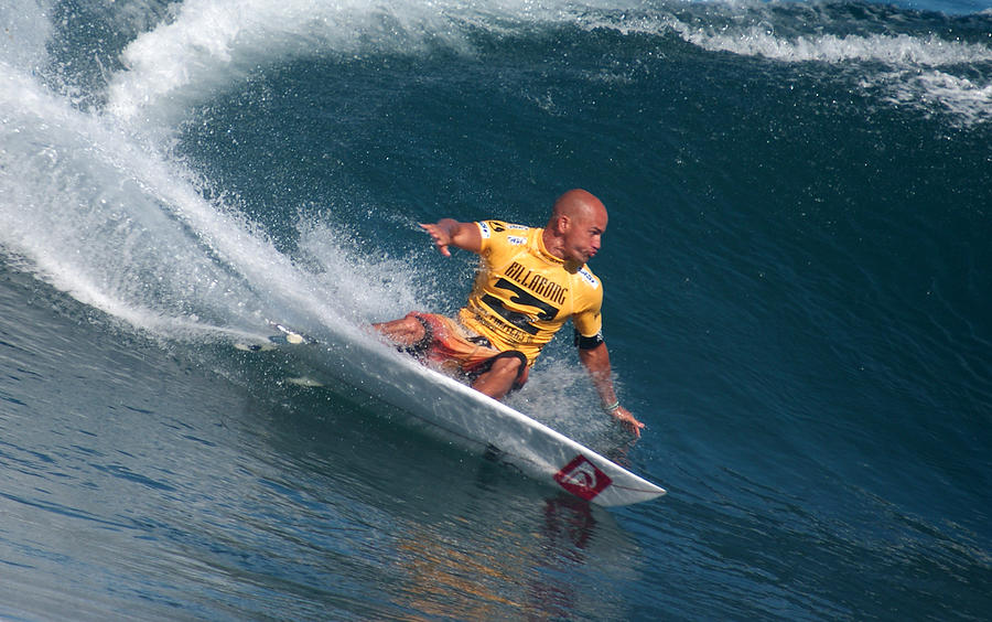 Kelly Slater Photograph - Smooth Operator by Kevin Smith