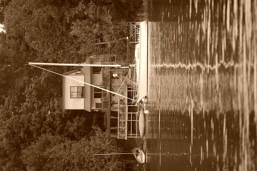 Landscape Photograph - Smooth Sailing  by Jackie  McNeill