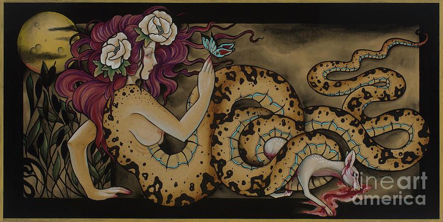 Snake Lady by Curiobella- Sweet Jenny Lee
