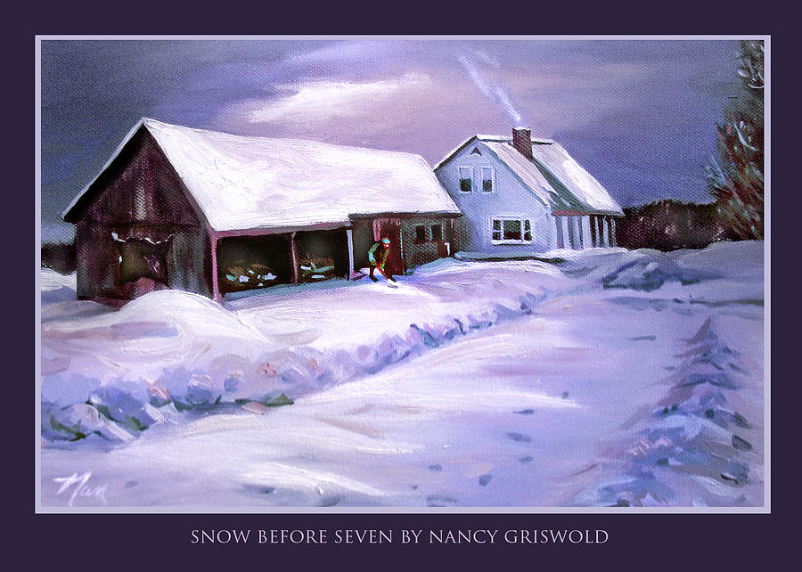 Snow Before Seven by Nancy Griswold