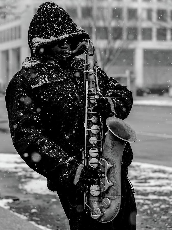 Snow Sax