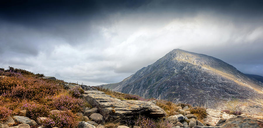 Snowdonia Welsh Mountains by John Williams