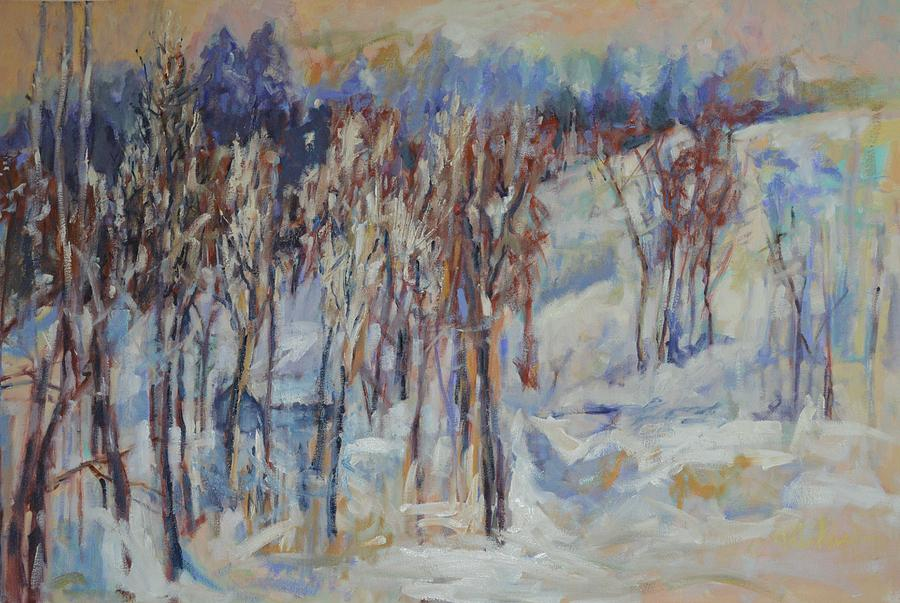 Snowed in by Patricia Maguire