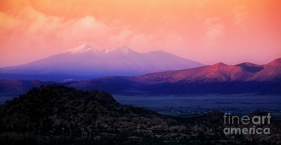 Image result for Views from prescott to san francisco peaks images