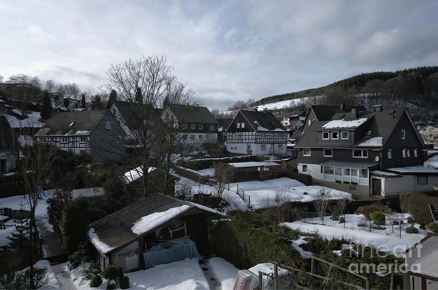 Snowy Zueschen Photograph