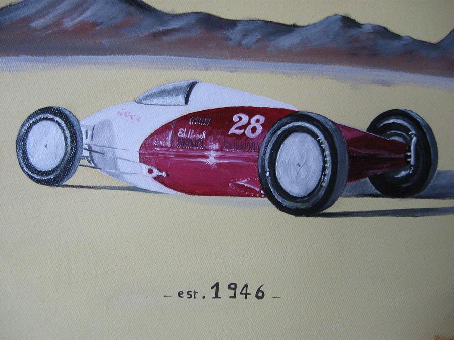 So Cal Speed Shop Painting - So Cal ... by Chris Lambert