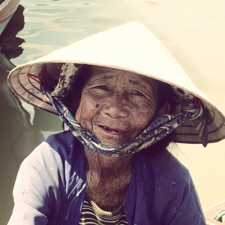 Hue Photograph - So Many Stories #vietnam #vietnamese by Paul Dal Sasso