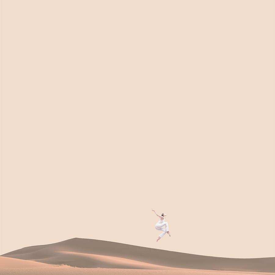 Minimal Photograph - So Sand by Caterina Theoharidou