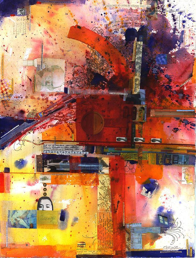 Painting Painting - Soapbox by Chris Monette Appleton