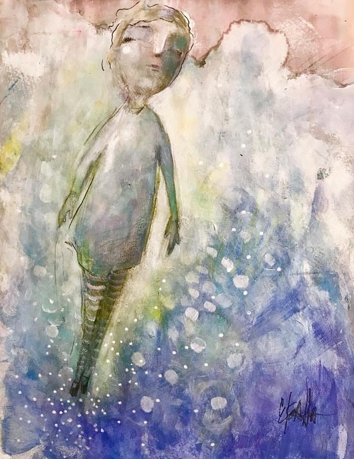 Soaring Upwards by Eleatta Diver