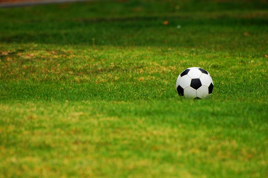 Soccer Photograph - Soccer Season by Jean Booth