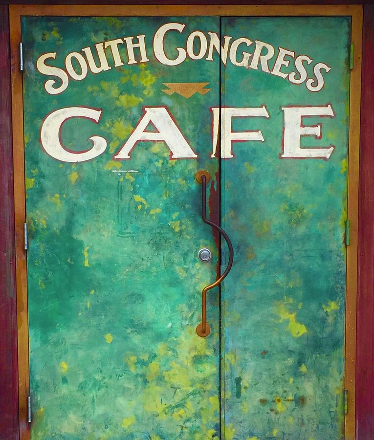 SOCO Cafe Doors by Cherylene Henderson
