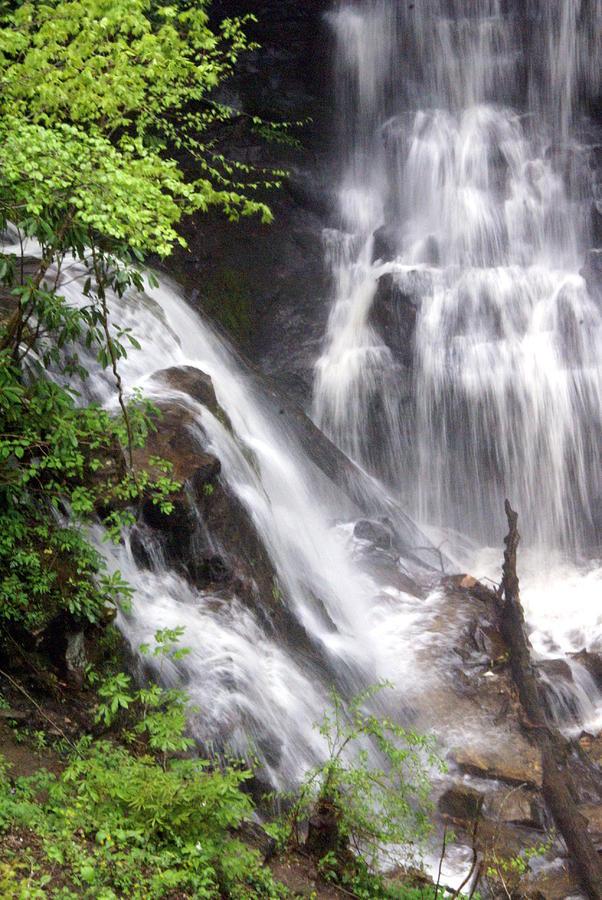 Soco Galls Photograph - Soco Falls 2 by Marty Koch