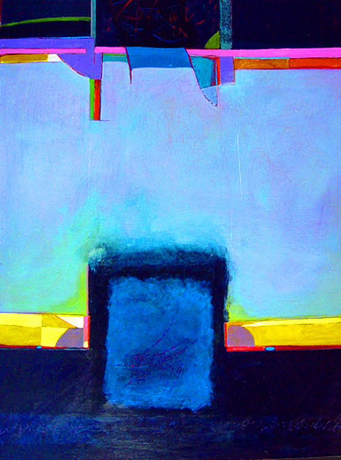Softened Boundaries Painting by Dale  Witherow