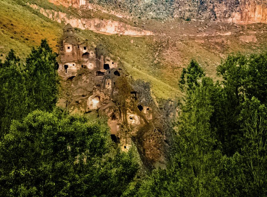 Soganli, Turkey - Highrise II by Mark Forte