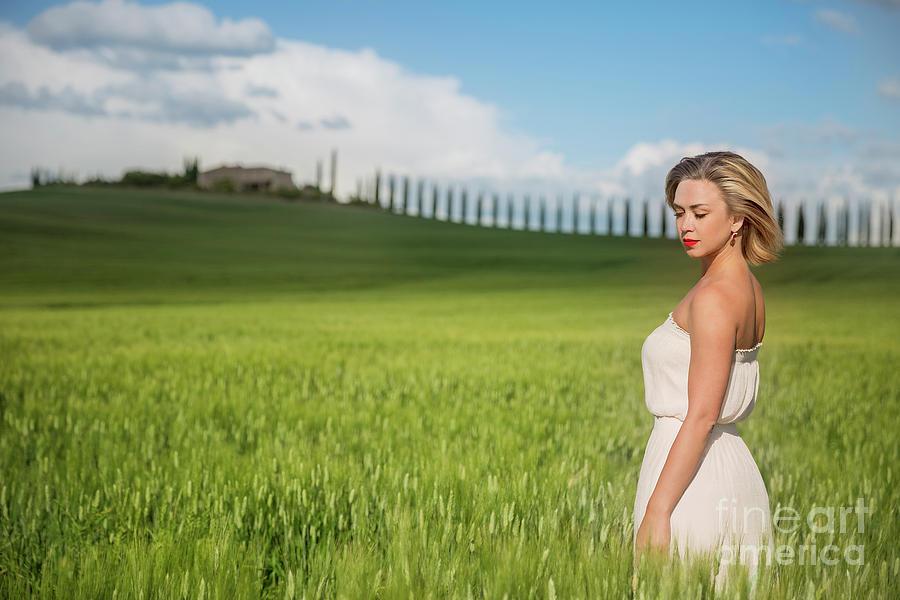 Sogno Toscana Photograph