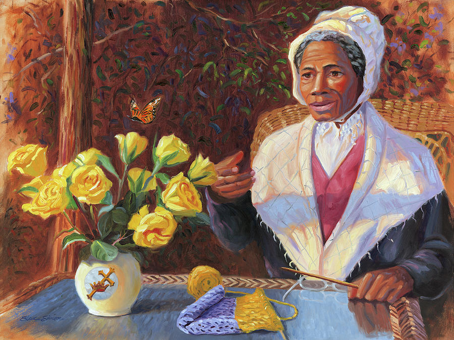 Sojourner Truth Painting