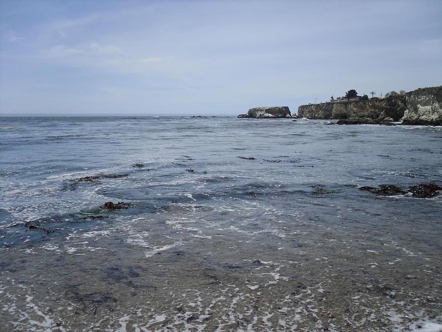 Seascape Photograph - Solace 9 by Susanne Awbrey