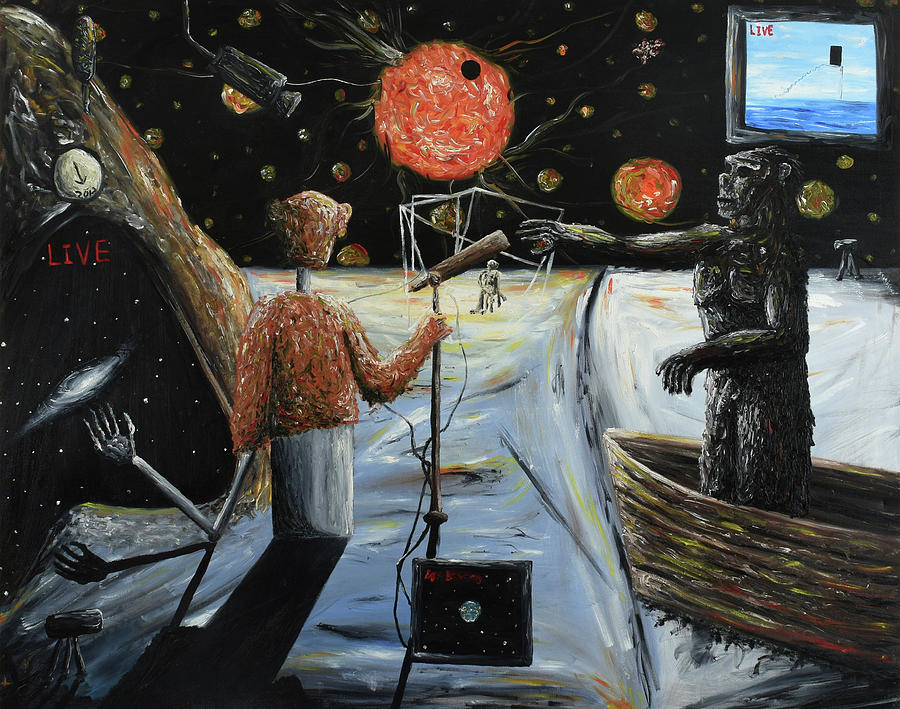 Solar broadcast -Transition- by Ryan Demaree