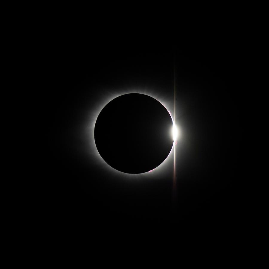 Solar Eclipse 1437 by William Bitman