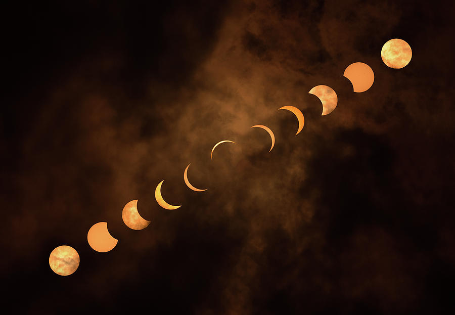 Solar Eclipse 2017 by Tommy White