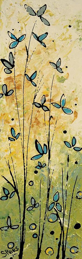 Grass Painting - Sold Bluegrass by Amanda  Sanford