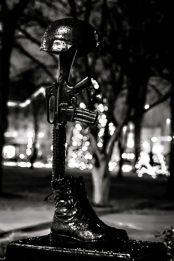 Soldier's Cross by Carl Simmerman