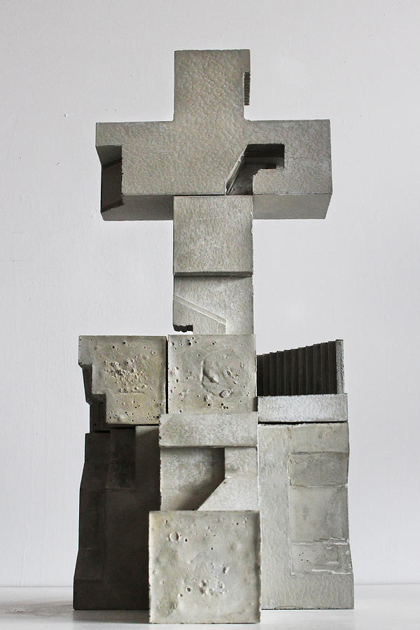 Architecture Photograph - Soma Structure 1 by David Umemoto