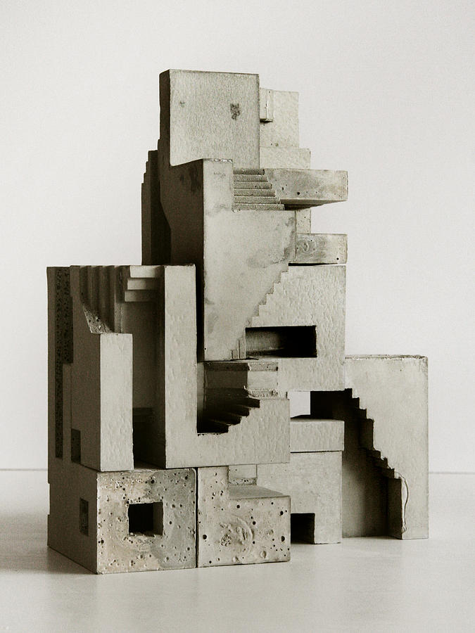 Architecture Photograph - Soma Structure 3 by David Umemoto