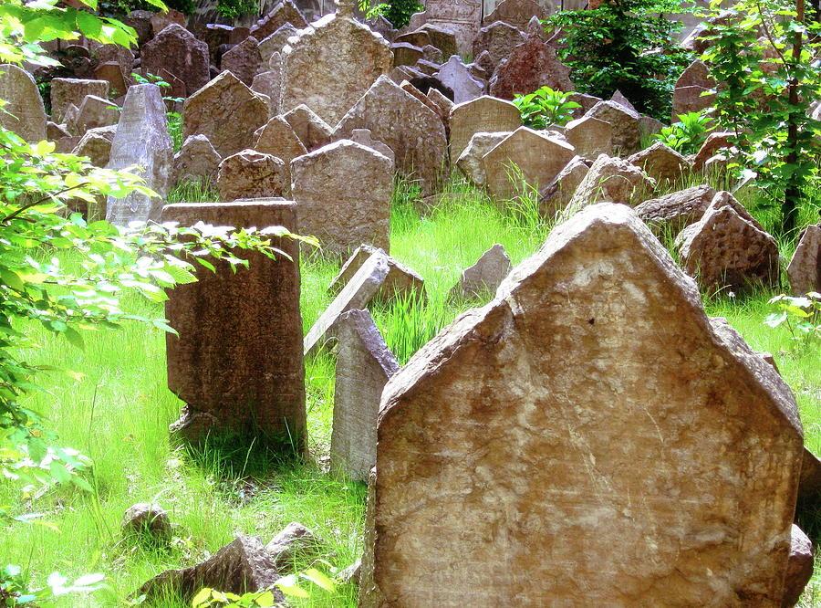 Somber Granite Photograph by Patrick Murphy