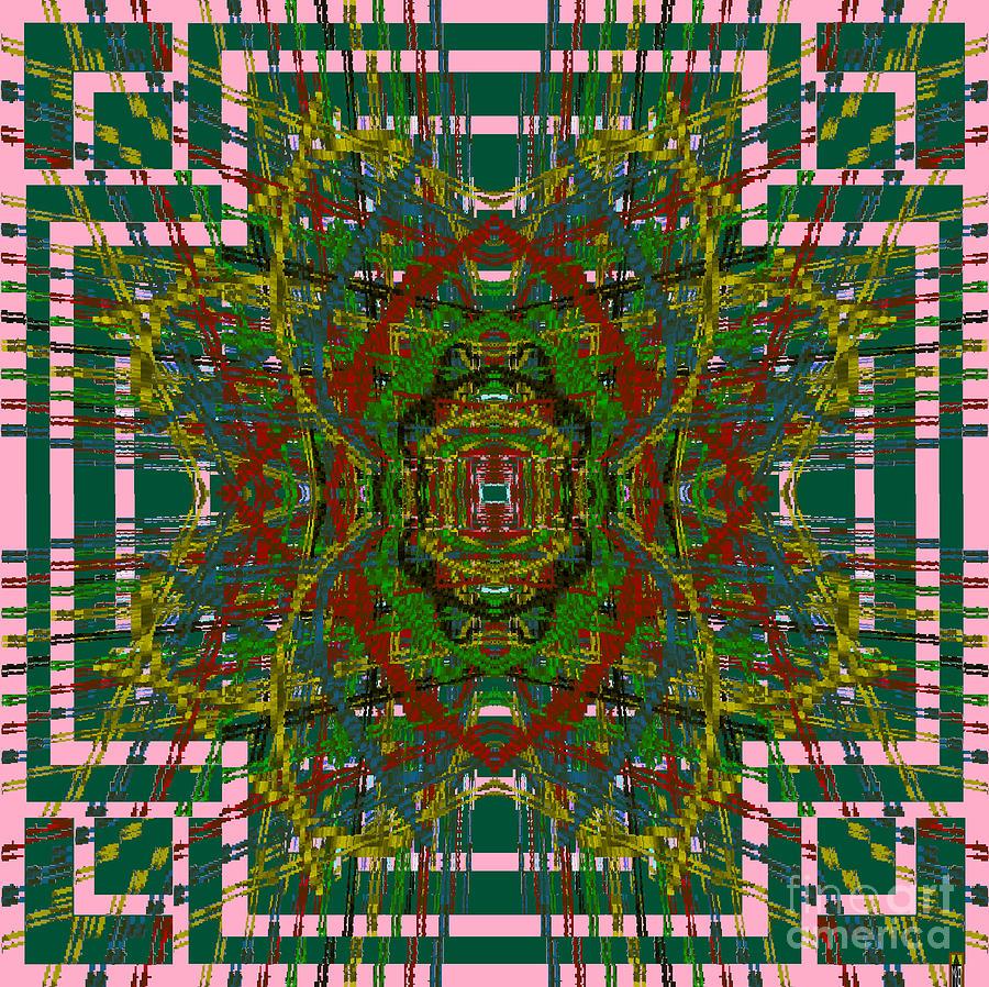Mspaint Digital Art - Some Color 89 by MKatz Brandt