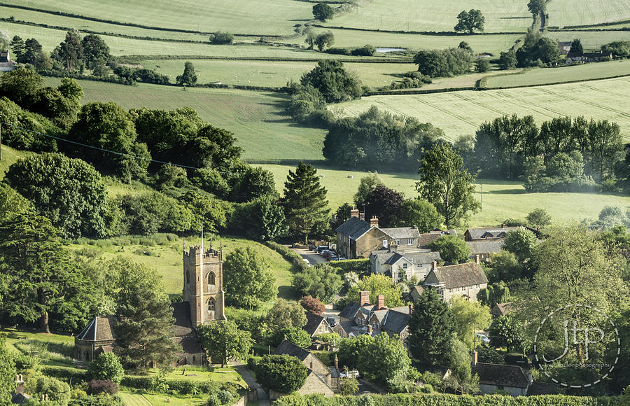 Landscape Photograph - Somerset Church by JT Photography