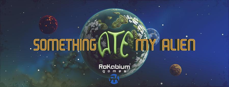 Something Ate My Alien #1 by RoKabium Games