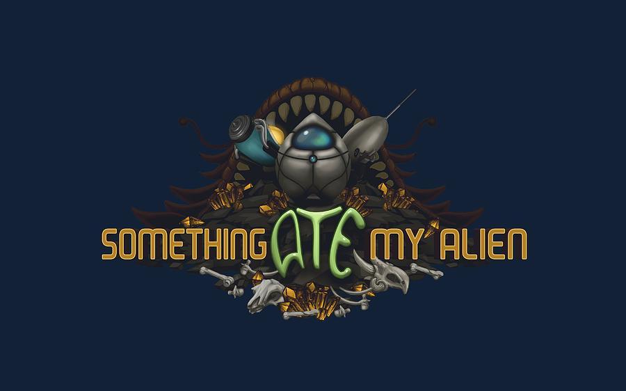 Something Ate My Alien #2 by RoKabium Games