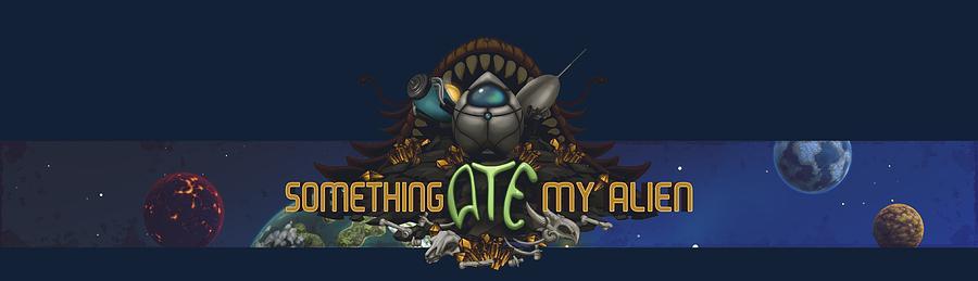 Something Ate My Alien #3 by RoKabium Games