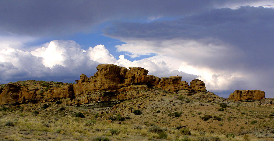 West Photograph - Somewhere Out West by Ralph  Perdomo