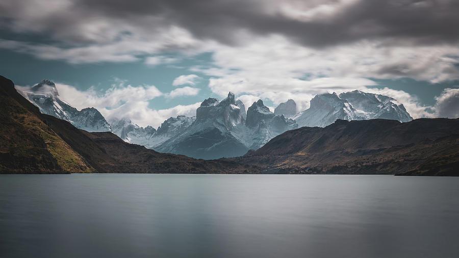 Somewhere over the mountain range by Dalibor Hanzal