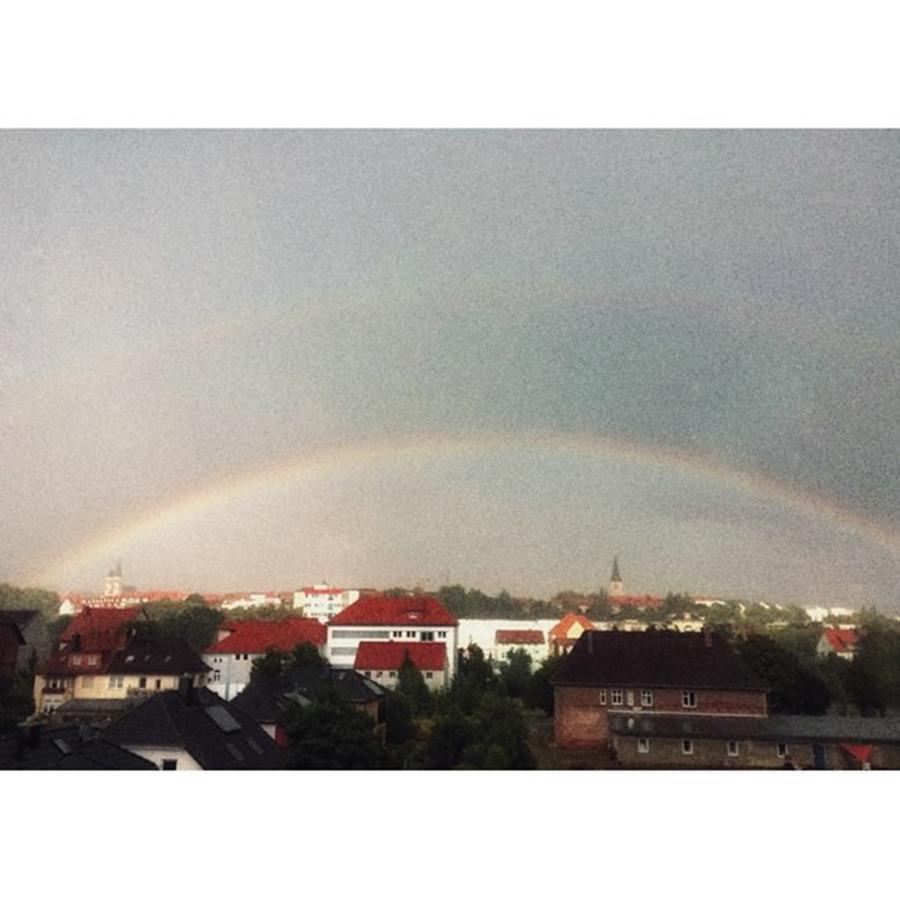 Rainbow Photograph - Somewhere Over The Rainbow by Mandy Tabatt