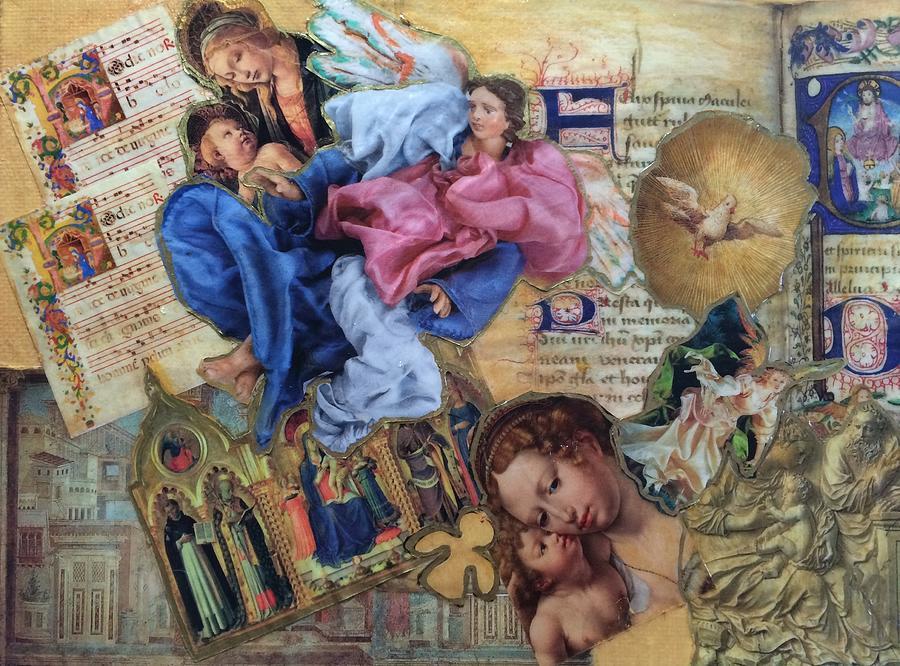 Song of Angels III by Paula Emery