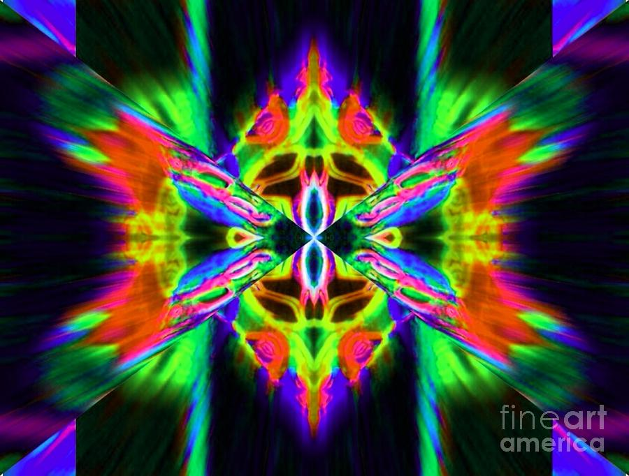 Abstract Digital Art - Songulous by Lorles Lifestyles